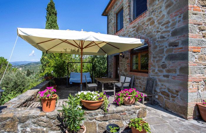 Olive Tree Suites - Terrace